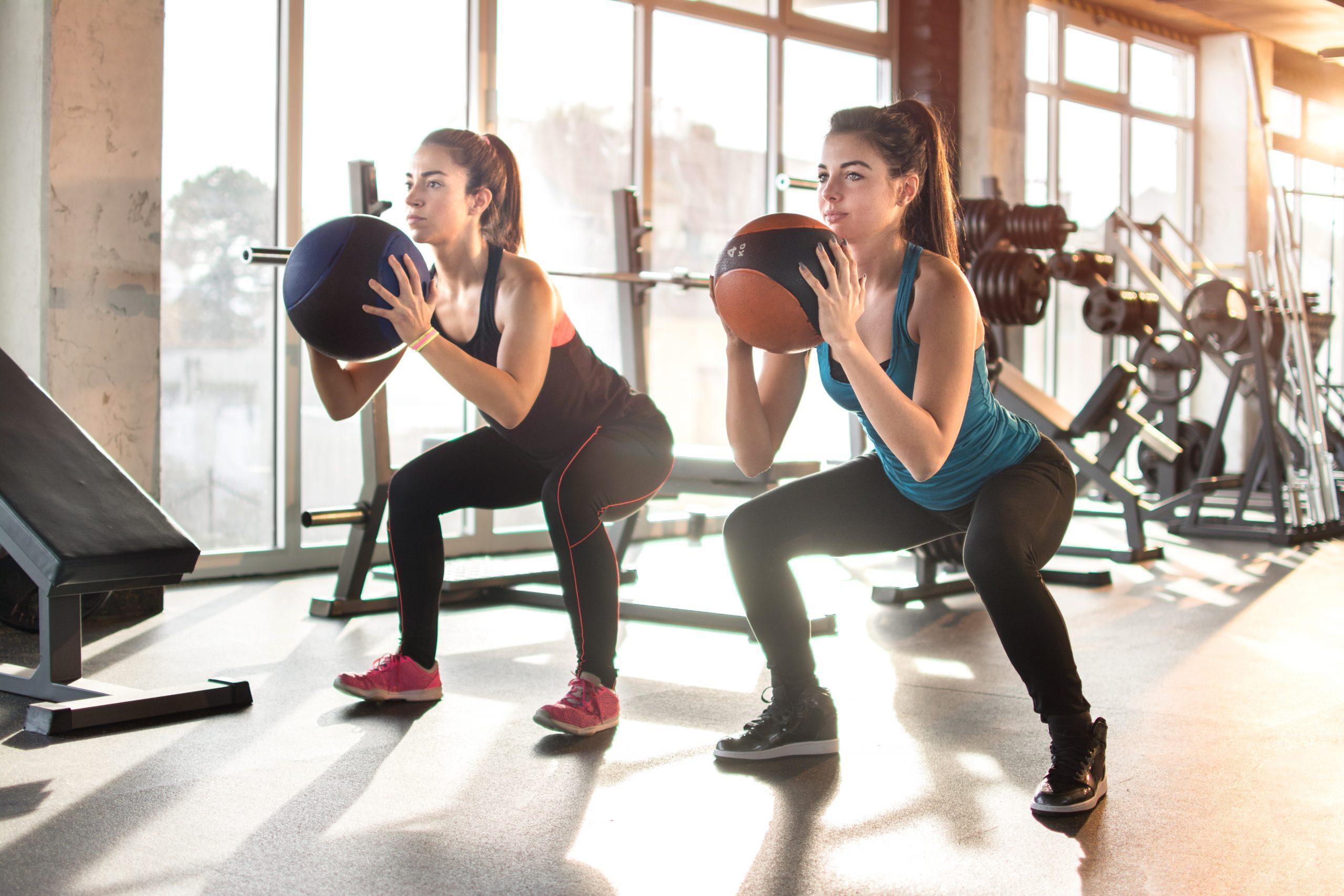 Capelli in piega durante il workout: come essere perfette in palestra