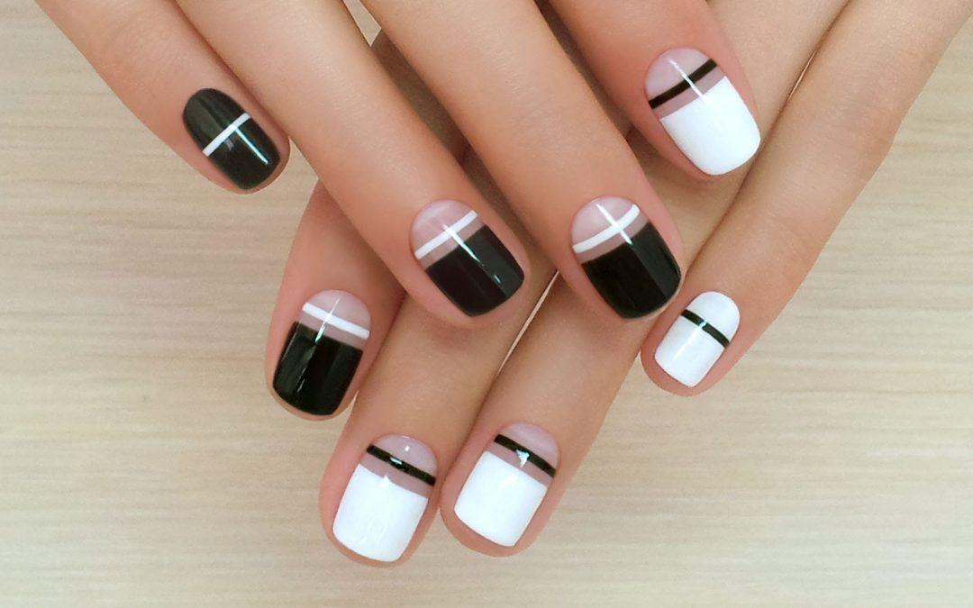Split Nails: le unghie a metà di tendenza per l'autunno/inverno